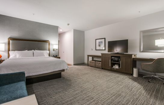 Pokój Hampton Inn - Suites Dallas-Central Expy-North Park Area TX
