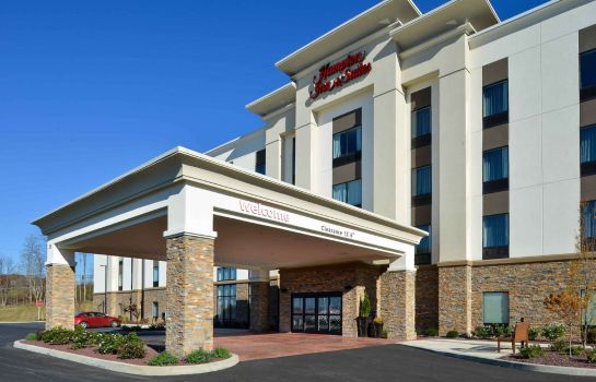 Vista esterna Hampton Inn - Suites Albany-East Greenbush NY