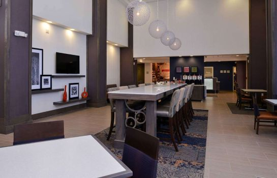 Hall de l'hôtel Hampton Inn - Suites Albany-East Greenbush NY