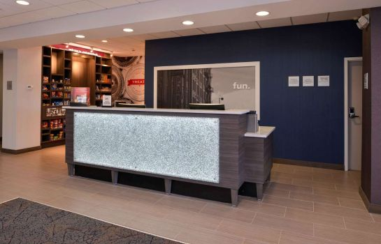 Lobby Hampton Inn & Suites Albany/East Gr Hampton Inn & Suites Albany/East Gr