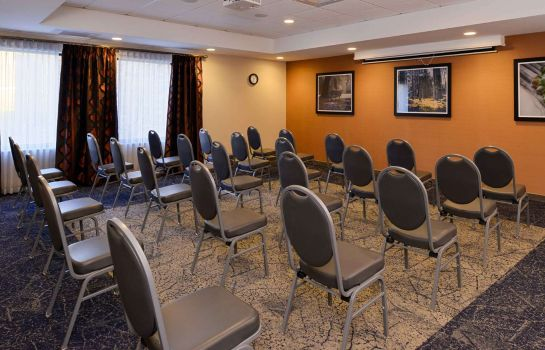 Conference room Hampton Inn - Suites Albany-East Greenbush NY