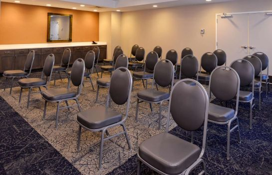 Conference room Hampton Inn & Suites Albany/East Gr Hampton Inn & Suites Albany/East Gr