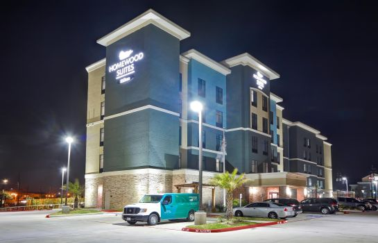 Außenansicht Homewood Suites By Hilton Galveston