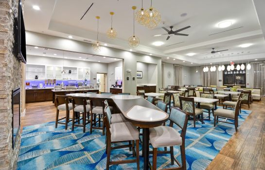 Restaurant Homewood Suites By Hilton Galveston