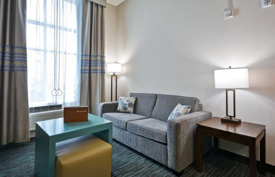 Suite Homewood Suites By Hilton Galveston