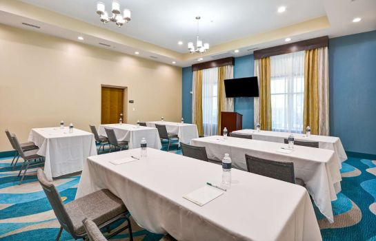 Conference room Homewood Suites By Hilton Galveston Homewood Suites By Hilton Galveston