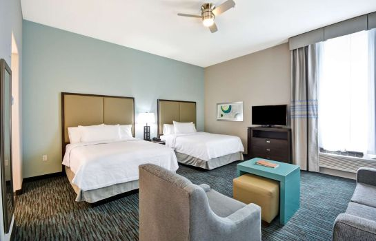 Kamers Homewood Suites By Hilton Galveston