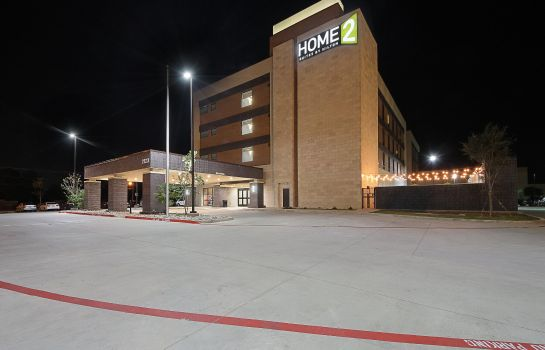 Außenansicht Home2 Suites by Hilton Dallas/Grand Pra