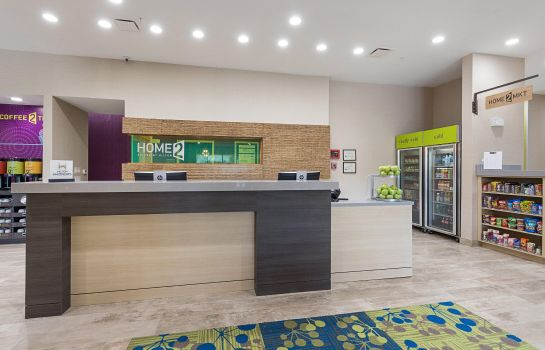 Hotelhalle Home2 Suites by Hilton Dallas/Grand Pra