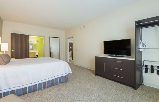 Zimmer Home2 Suites by Hilton Dallas/Grand Pra