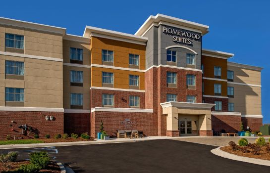 Vista exterior Homewood Suites by Hilton StL Westport