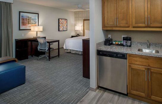 Chambre Homewood Suites by Hilton St. Louis Westport