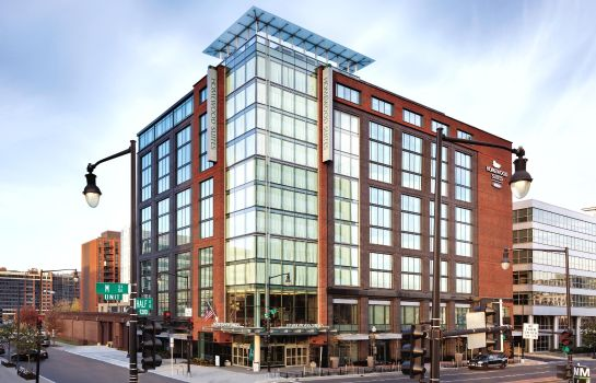 Buitenaanzicht Homewood Suites by Hilton Washington DC Capitol-Navy Yard