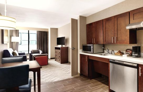 Bar hotelowy Homewood Suites by Hilton Washington DC Capitol-Navy Yard