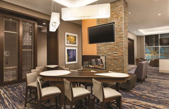Hol hotelowy Homewood Suites by Hilton Washington DC Capitol-Navy Yard