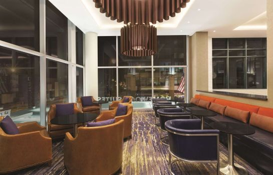 Restauracja Homewood Suites by Hilton Washington DC Capitol-Navy Yard