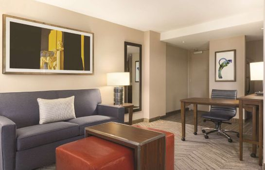 Pokój Homewood Suites by Hilton Washington DC Capitol-Navy Yard