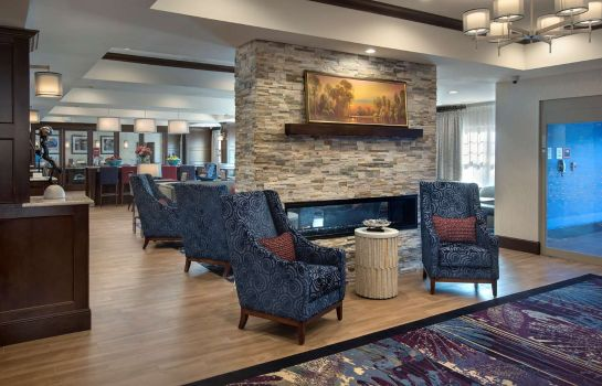 Hol hotelowy Hampton Inn by Hilton New Paltz NY