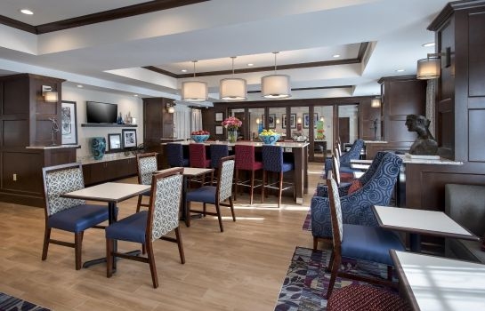 Restauracja Hampton Inn by Hilton New Paltz NY