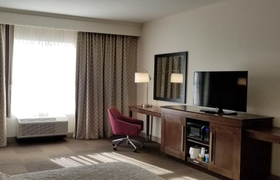 Chambre Hampton Inn by Hilton New Paltz NY