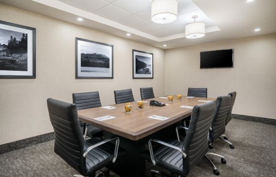 Conference room Hampton Inn by Hilton Oxford ME