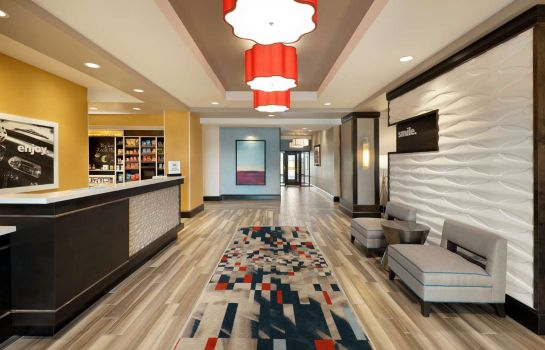 Hol hotelowy Hampton Inn by Hilton Spring Hill TN