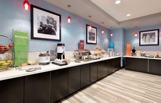 Restaurante Hampton Inn by Hilton Spring Hill TN
