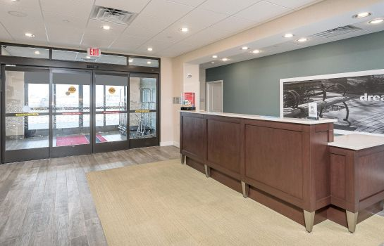 Hol hotelowy Hampton Inn Boston - Westborough MA