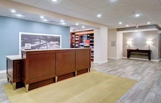 Hotelhalle Hampton Inn Boston - Westborough MA