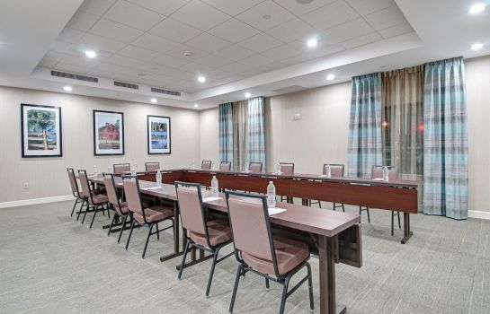 Sala konferencyjna Hampton Inn Boston - Westborough MA