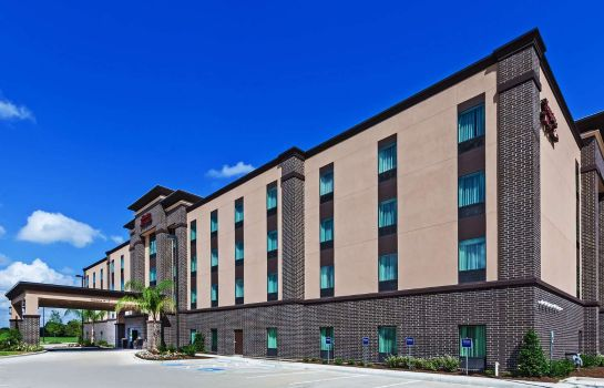 Außenansicht Hampton Inn - Suites Houston I-10 West Park Row TX