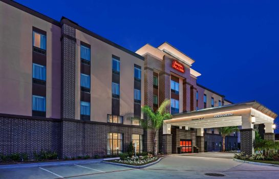 Vue extérieure Hampton Inn - Suites Houston I-10 West Park Row TX