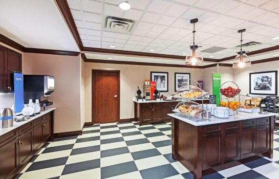 Restaurant Hampton Inn - Suites Houston I-10 West Park Row TX