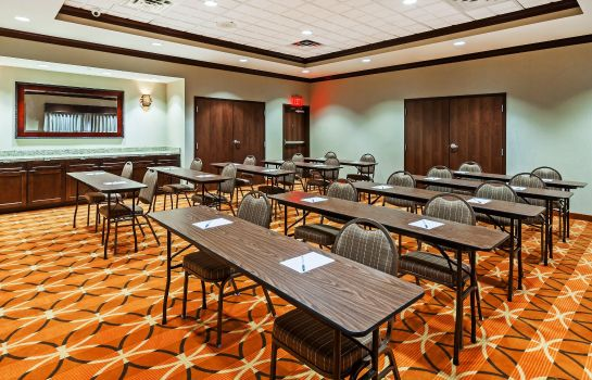 Conference room Hampton Inn - Suites Houston I-10 West Park Row TX