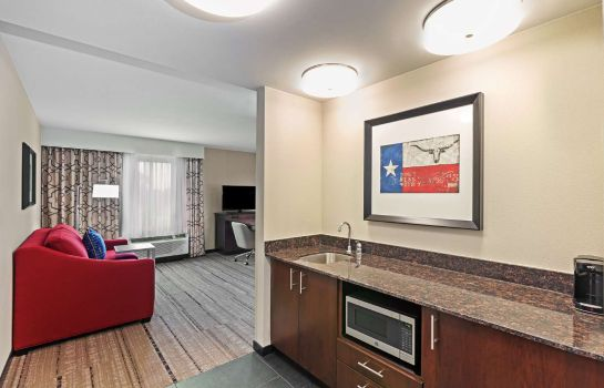 Pokój Hampton Inn - Suites Houston I-10 West Park Row TX