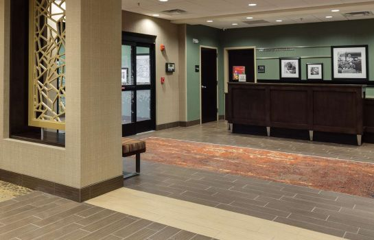 Hall Hampton Inn Morristown I-81 TN