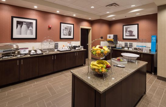 Restaurant Hampton Inn Morristown I-81 TN