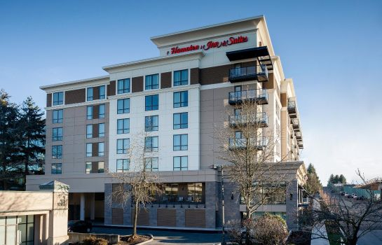 Außenansicht Hampton Inn - Suites by Hilton Seattle-Northgate