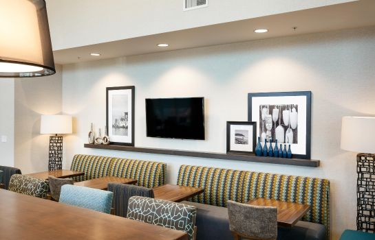 Hotelhalle Hampton Inn - Suites by Hilton Seattle-Northgate