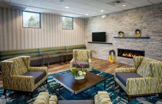 Hall Hampton Inn - Suites by Hilton Seattle-Northgate
