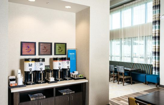 Restaurant Hampton Inn - Suites by Hilton Seattle-Northgate