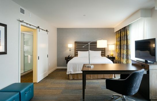 Suite Hampton Inn - Suites by Hilton Seattle-Northgate