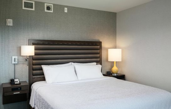Zimmer Hampton Inn - Suites by Hilton Seattle-Northgate