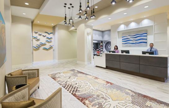Hall HAMPTON INN - SUITES TAMPA AIRPORT AVION PARK WESTSHORE