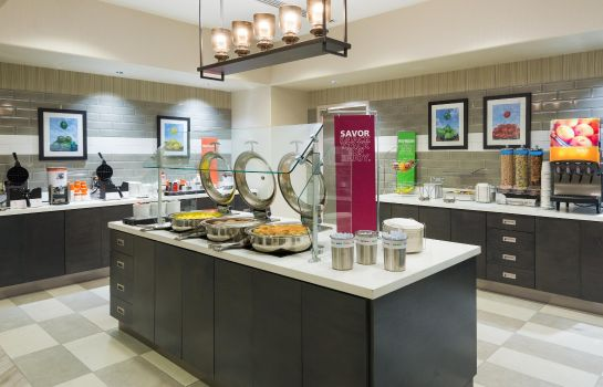 Restaurant HAMPTON INN - SUITES TAMPA AIRPORT AVION PARK WESTSHORE