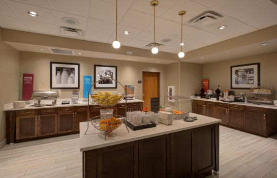 Restaurant Hampton Inn - Suites by Hilton Tampa Busch Gardens Area