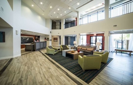 Hall Hampton Inn - Suites Tempe-Phoenix Airport AZ