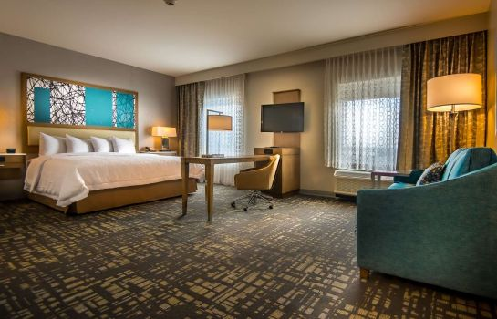 Pokój Hampton Inn - Suites Dallas-The Colony TX
