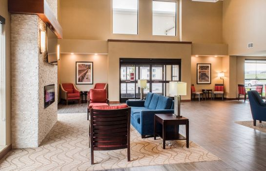 Hotelhal Comfort Suites Billings