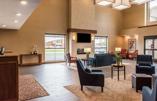Hall Comfort Suites Billings